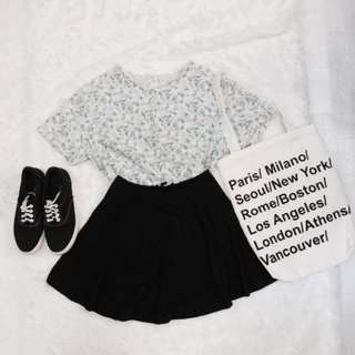 SOLD AS SET (KOREAN OUTFIT)