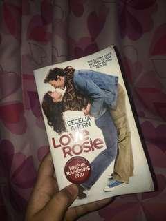 NOVEL LOVE ROSIE
