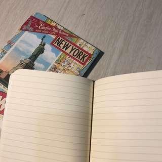 Aksara Mini Notebooks