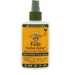 All Terrain Kids' Herbal Armor Spray 120ml Insect Repellant