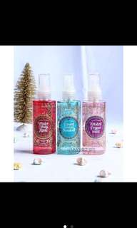 Bath and body works winter edition