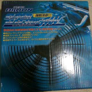 "Billion 12"" slim cooling fan"