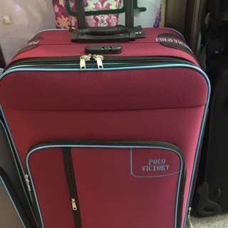 Polo victory luggage