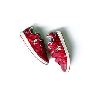 ADIDAS STAN SMITH  II Womens Betty Boop Shoes
