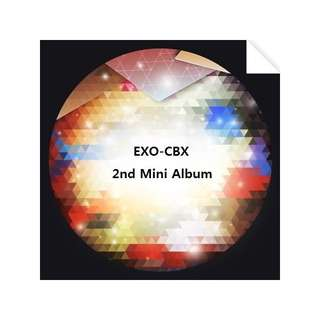 EXO CBX 2nd MINI ALBUM