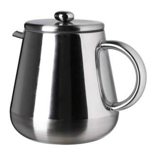 [IKEA] ANRIK Coffee/tea maker, stainless steel
