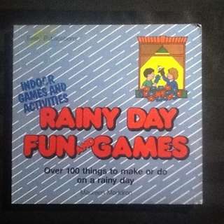 RAINY DAYS FUN & GAMES Maureen Maddren