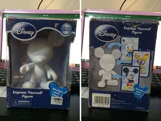 Disney Mickey Mouse Express Yourself Figure