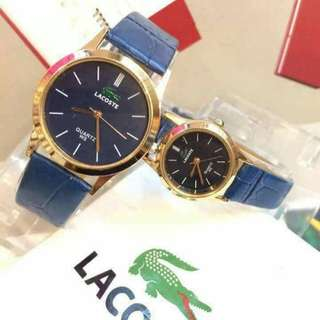 Lacoste Couple watch 350 only!