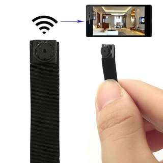 1080P 5MP Camera HD Mini Wi-Fi Spy Hidden Camera Wireless Digital Video Recorder 4000mAh