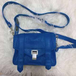NEW Proenza Schouler PS1 Mini Crossbody