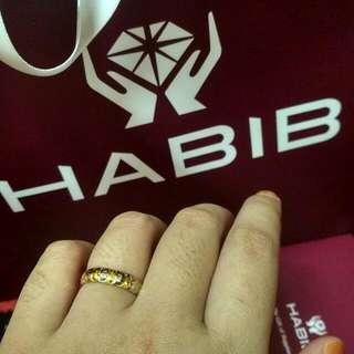 Habib jewel 916 Ring