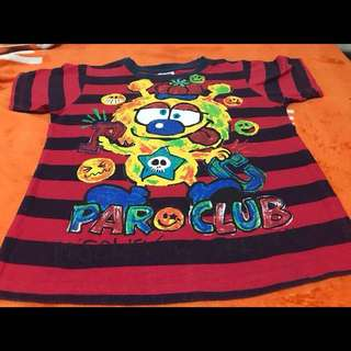 Boys Paro Club Shirt fr HK