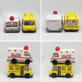 Jollibee Jolly Kiddie Meal Cars and Vehicles