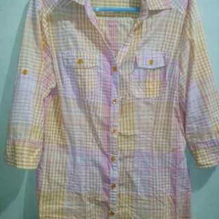 Candy Checkered blouse