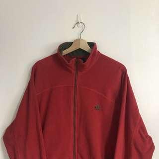 Adidas fleece 外套