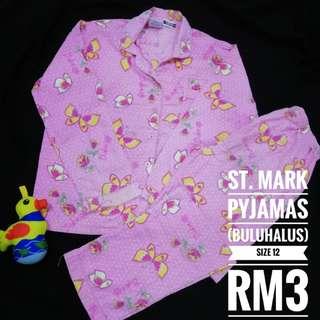 pyjamas bundle preloved