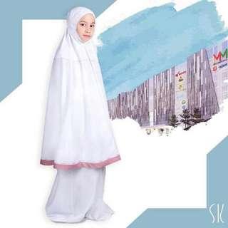 Telekung Siti Khadijah Kids