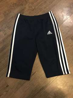 Navy Blue Adidas Jogging Pants