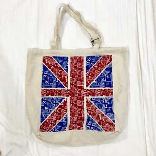 FREE NEW canvas tote bag