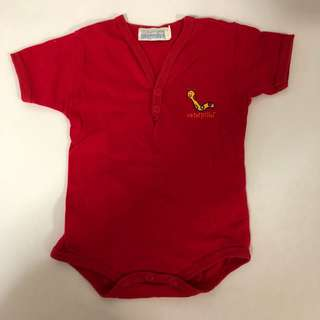 3906 & Company Baby Romper (0/3 months old)