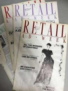 retail advertising reference books