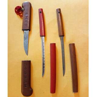 Collectable Mini Knifes