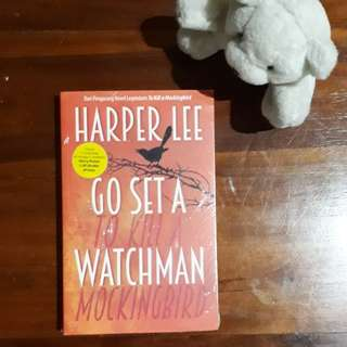 Novel Terjemahan [NEW] : Go Set a Watchmen (by Harper Lee)