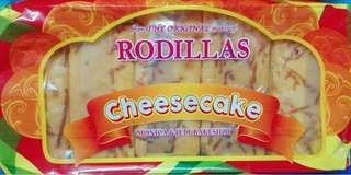 Rodillas Cheesecake