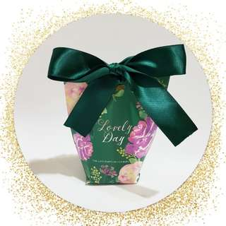Available stocks! Wedding Candy Box / Sweet box / Souvenir