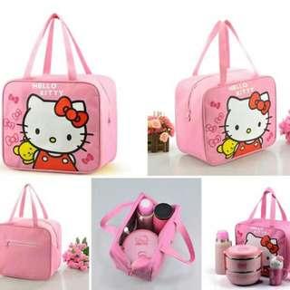 BIG SALE!!! JK: Hello Kitty Lunch Bag