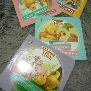 Story book pooh
