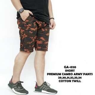 Premium cameo army pants