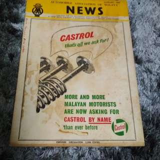 AAM NEWS JAN 1961