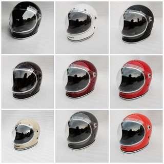 Bullit Vintage Helmet