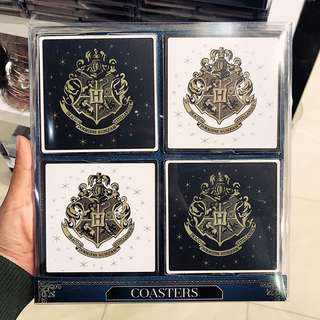 Harry Potter Coasters (Set of 4)