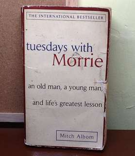 Mitch Albom: Tuesdays with Morrie / The Time Keeper