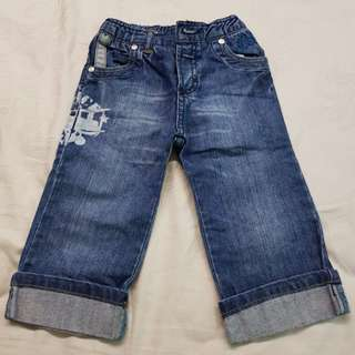 Jeans 12-18 mths old (74-80cm long)
