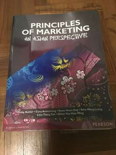 Principles Of Marketing An Asian Perspective