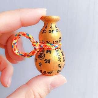 【龍婆樂吸財寶葫蘆】會吸財的寶葫蘆 (正牌不用供奉,隨心帶上就可以)
