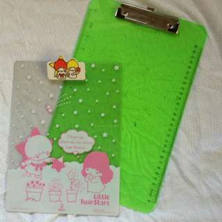 Clipboards (Little Twin Stars)