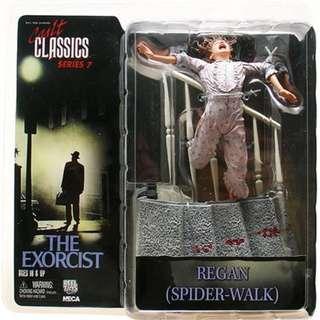 NECA The Exorcist – 7″ Action Figure – Spider-Walk Regan Cult Classic Series