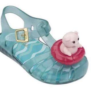Mini Melissa Piggy Shoes