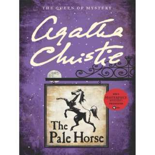 [eBook] The Pale Horse - Agatha Christie