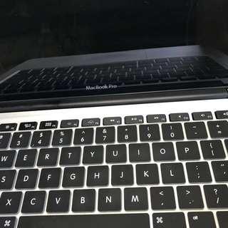 "Macbook Pro Mid 2012 13"" UPGRADED SSD & 12GB RAM"