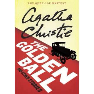 [eBook] The Golden Ball and Other Stories - Agatha Christie
