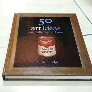Buku (Art ideas) RM20 sahaja...!!!!