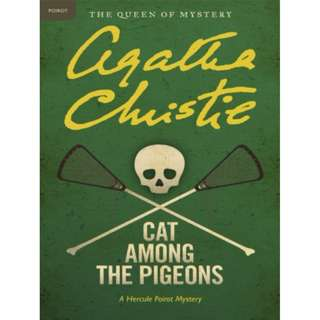 [eBook] Cat Among the Pigeons - Agatha Christie