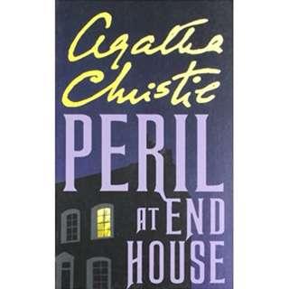 [eBook] Peril at End House - Agatha Christie