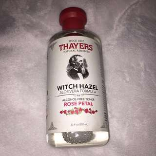 Thayers Rose Water Toner